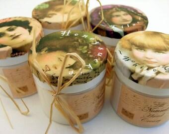 25 Mini Hand Cream Bridal Favors All Natural