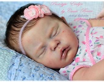 KIT Evelyn by Cassie Brace - Blank Reborn Kit