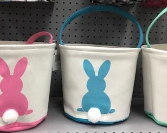 Easter Basket, Bunny tails