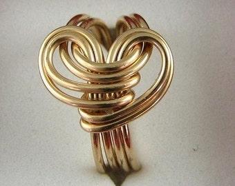 14kt Gold Filled ring Custom designer jewelry Australian Designer MSIA team jewellery