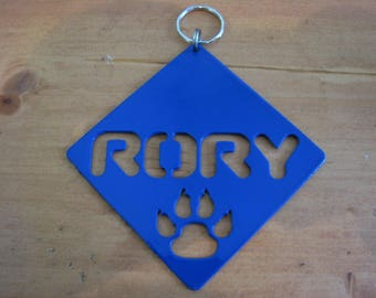 Personalized Fursuit Tag / Convention Badge