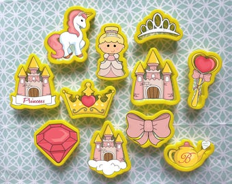 Princess Cookie Cutters - Unicorn Cookie Cutter - Tiara Cookie Cutter - Crown Cookie Cutter - Periwinkles