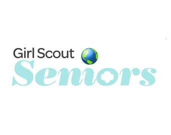 Girl Scout Seniors Website Graphic