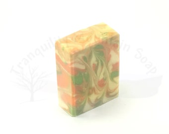 WHITE TEA GINGER Artisan Soap Luxury Soap Cold Process Soap Handmade Soaps For Her Handcrafted Soap Bar Soap Bath And Body Gift For Women