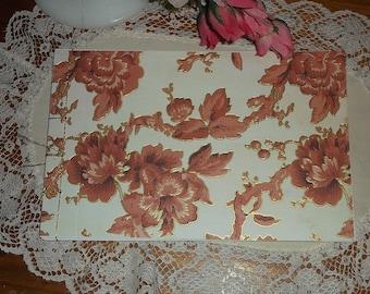 Guest Book Album - Red Rose - Birthday, Retirement, Bridal, Wedding