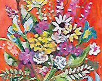 Original Painting  ACEO Art card