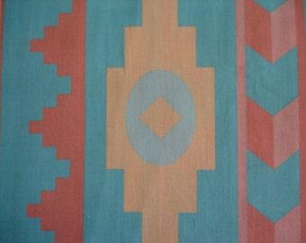 SOUTHWEST FABRIC  Southwest Original Santa Fe Designs 1 Yard  - #M10