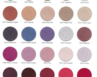 Swatch Collection #6 Ultrasuede HP