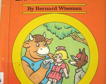 Oscar is a Mama, Bernard Wiseman, Vintage 1980s Children's Book, 1980