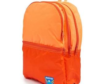 Nilson Backpack Neon Orange/Red