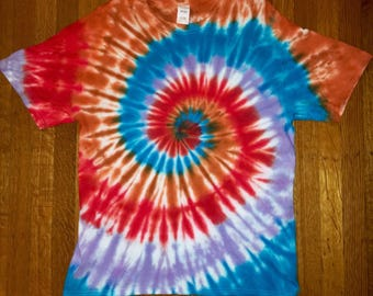 Hot & Cold Tie Dye T-shirt