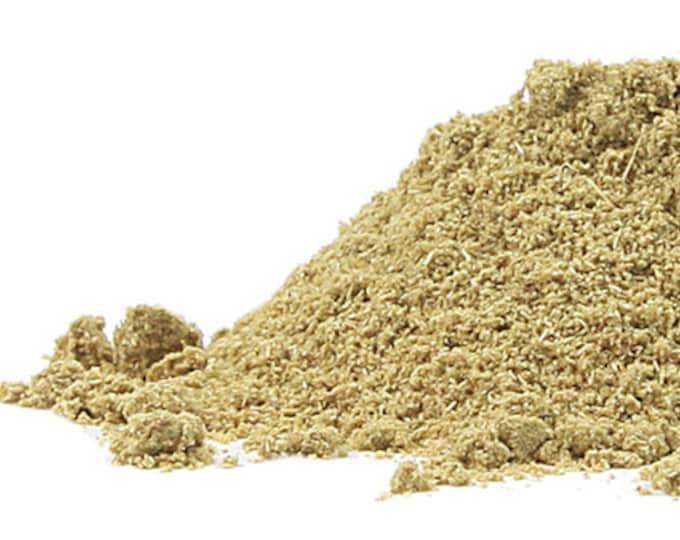 1/2- 4 oz Organic  Fennel Seed  powder Foeniculum vulgare No sulftites No Gluten No Soy