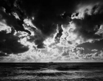 Trade -  fine art monochrome photography