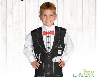 Magician Costume Kids Halloween Costume Personalized Career Day Outfit Kids Dress Up Magician costume Kid Magician Outfit Boy Costume  sc 1 st  Etsy & Kids Halloween Costume Fighter Pilot Costume Personalized Air