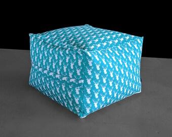bean bag cover etsy. Black Bedroom Furniture Sets. Home Design Ideas