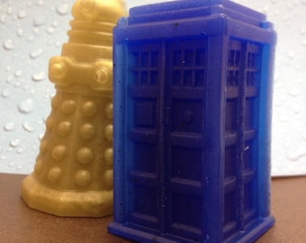 Dr. Who Soap Set