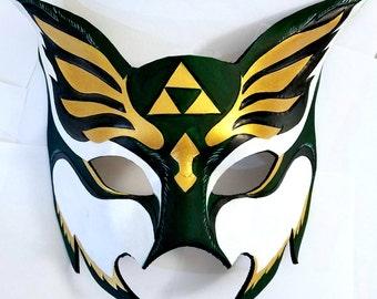 Half Animal Mask