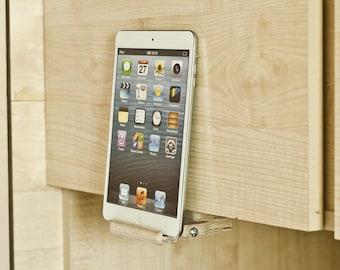 Wood Cookbook, Ipad Stand Kitchen, Kitchen, Dock Station, Tech Trend Gift,