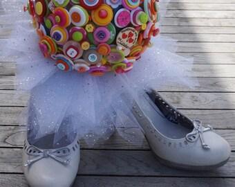 Bridal button bouquet