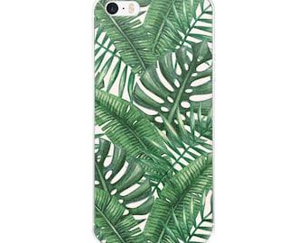 Tropical Palms iPhone Case 5/5s/Se, 6/6s, 6/6s Plus
