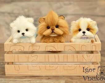 Momo, Lily, Lulu , Teddy Bear Stuffed Animal Bear Soft Toys Artist Teddy Bears