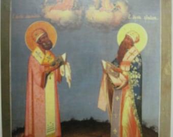 Cyril and Athanasius