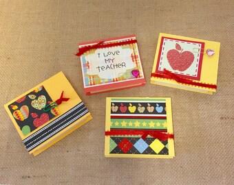 Teacher Gift 4 Post-It Note Holders