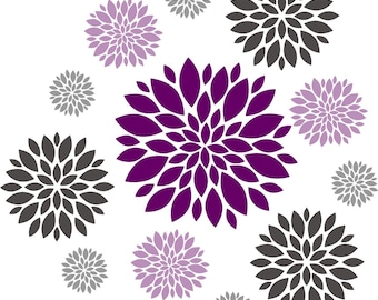 You May Also Like. Flower Wall Decal ...