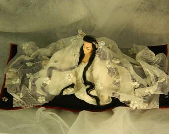 Yuki Onna, the Snow Woman yurei (7/8) : Even ghosts cry