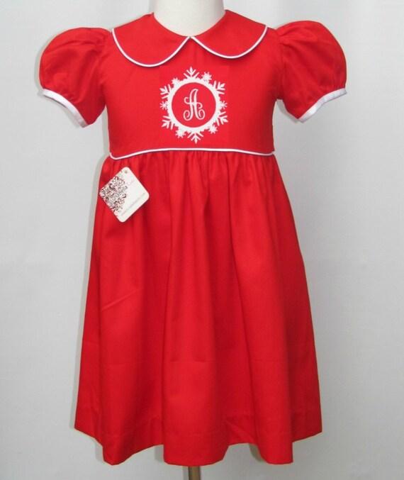 Valentine Dress, Valentine Dress Girl, Valentine Day Dress, Girl Valentine  Dress, Monogram Dress, Monogrammed Dress, Red Valentine Dress, 4T
