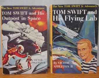 Tom Swift Jr. Adventure Book Set, The New Tom Swift Jr. Adventures by Victor Appleton II
