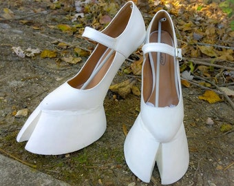 Satyr Hooves Shoes