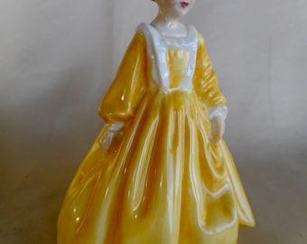 Royal Worcester Porcelain figure - Little Grandmother.