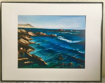 Laguna beach /ocean /seascape