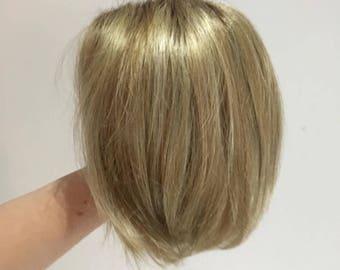 Short Blond Noriko Wig