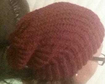 Slouchy/ Fitted Knit Beanie