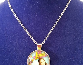 Soy luna necklace