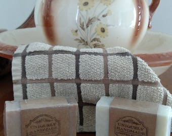 Handcrafted Japanese cherry blossom soap