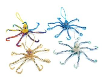 Beaded Octopus