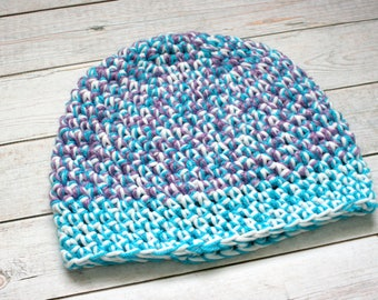 Multicolored Hat // Size Adult Small