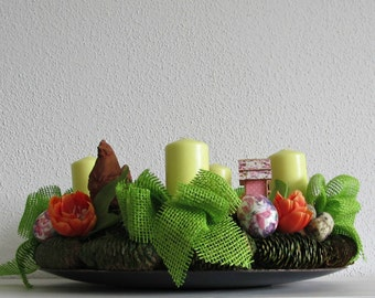 Easter decoration Easter wreath