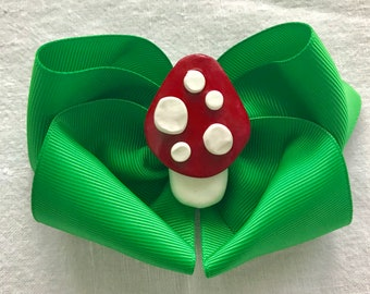 Toadstool Bow