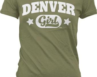 Denver Girl Juniors T-shirt, NOFO_00970