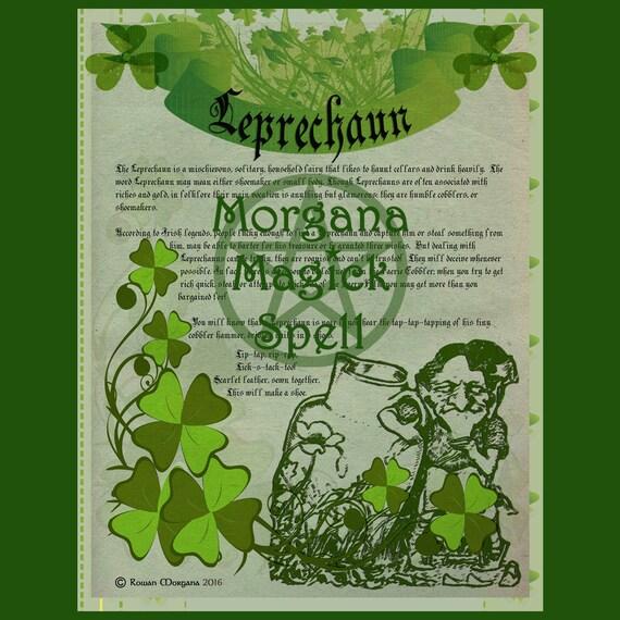 The Leprechaun Faerie