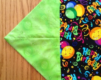 Birthday Table Runner