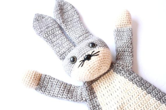 Bunny Ragdoll Crochet Pattern