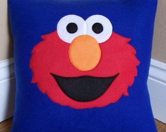 Elmo Pillow