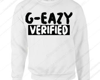 G-Eazy Sweatshirt