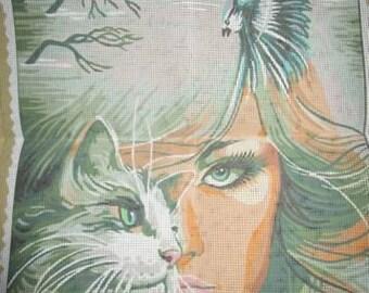 Penelope - allegory - Paris SEG canvas