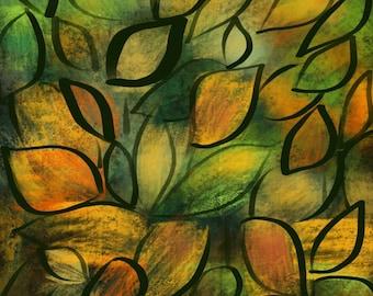 Abstract Foliage-1